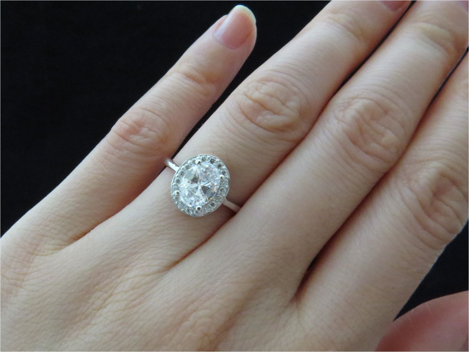 It S A Nice 1 4 Carat Diamond Pieces In A Beautiul Setting Petite And Small For Small Hands Its Size 5 Kay Jewelers Rings Diamond Ring Diamond
