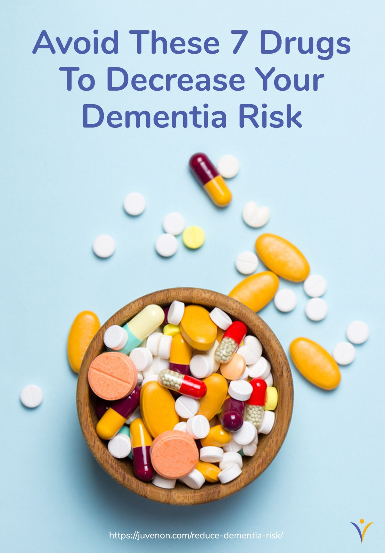 Reduce Dementia Risk By Avoiding Anticholinergic Toxicity