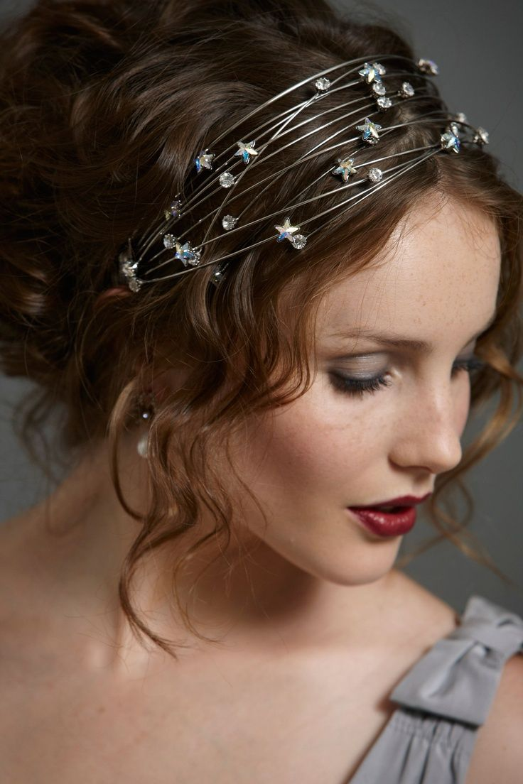 pretty headbands for prom anna claire pinterest hair