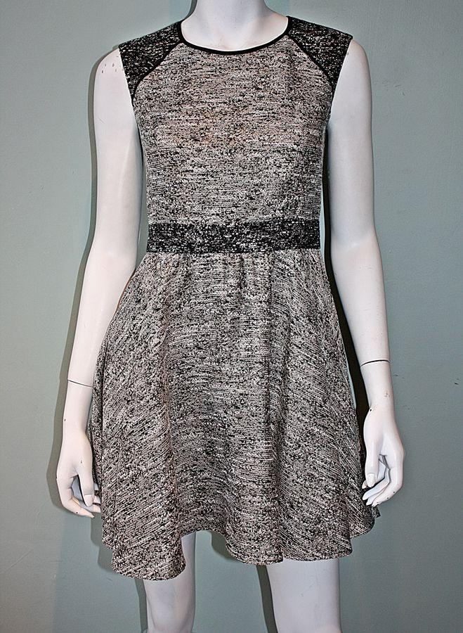 Rachel Zoe Collection Marley Flare Dress #rachelzoecollection