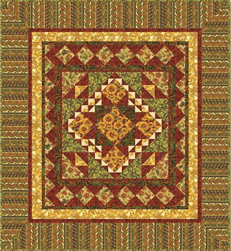 Autumn's Grace - free downloadable pattern