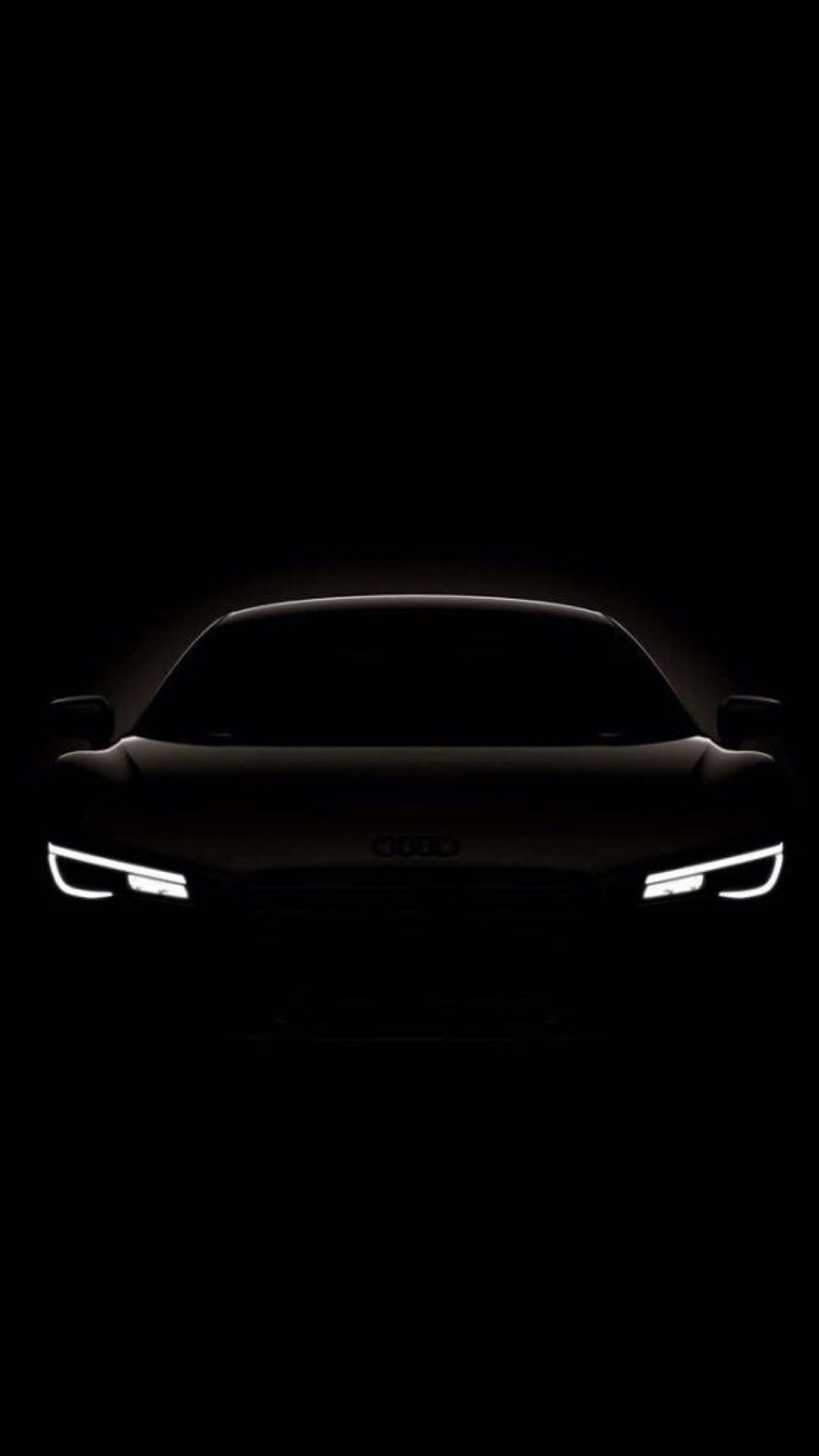 Dark Shiny Concept Car #iPhone #7 #wallpaper