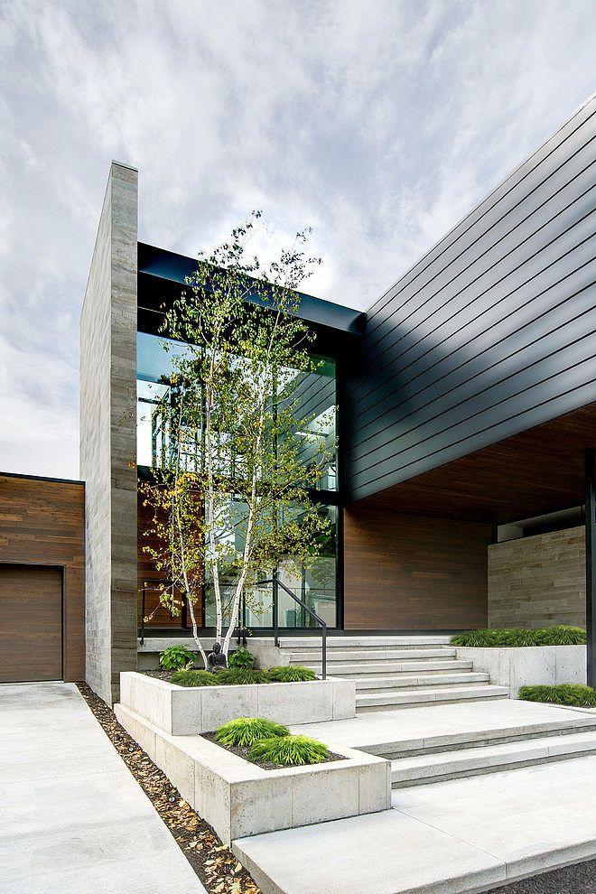 Best Modern Riverfront Residence By Dspace Studio Landscape 400 x 300