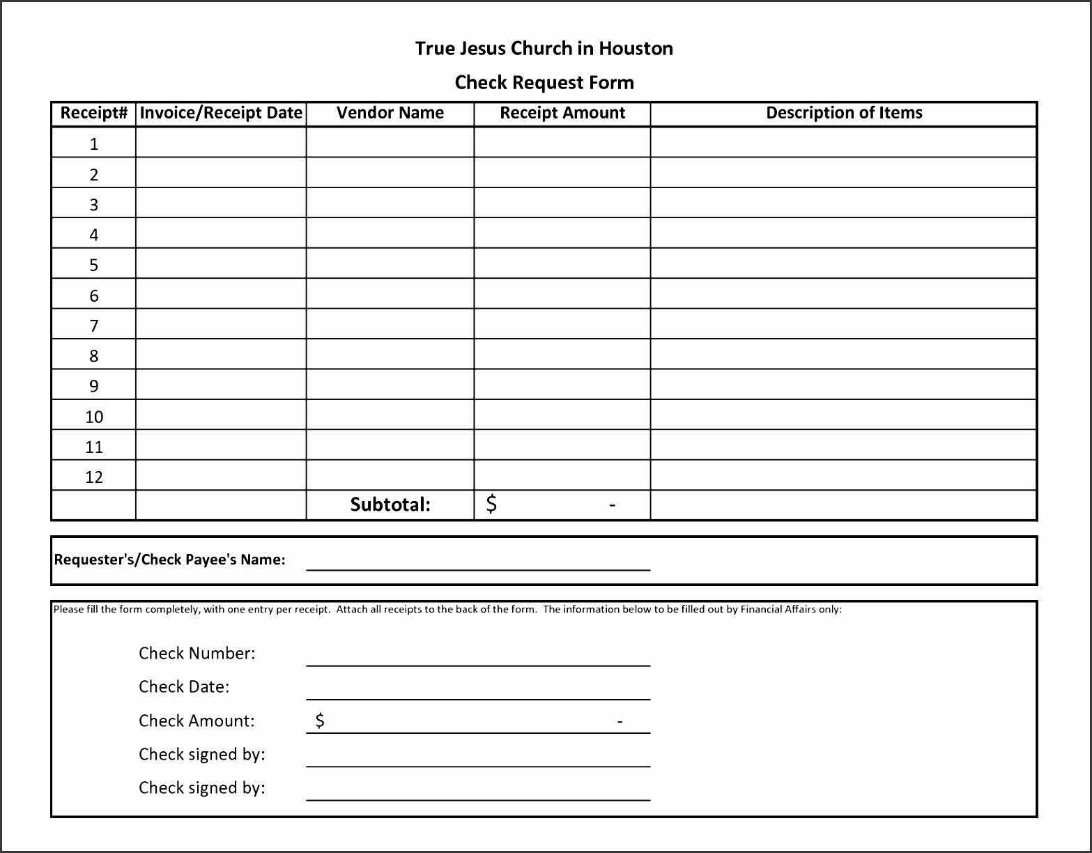 Check Request Form Template Beautiful 10 Check Request Form Template Free Sampletemplatess Invoice Template Sales Template Templates