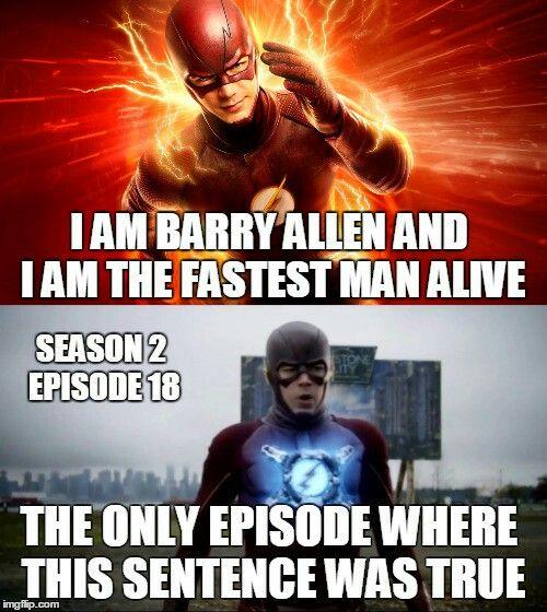 El Descanso Del Escriba El Tiempo Flash Funny The Flash Superhero Memes