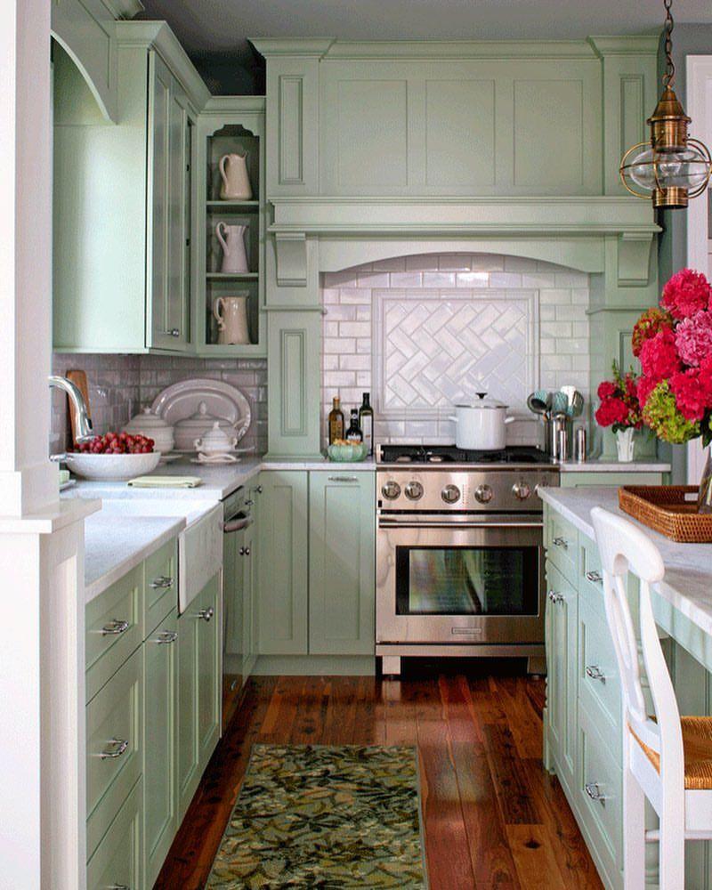 Mint Green Kitchen Decor: Pin By Catherine Sanicki On Kitchen