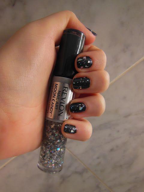 Revlon Nail Art Moon Candy | Nail Art | Pinterest | Revlon nail ...