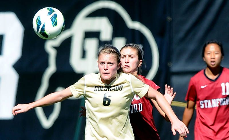 Buffs Lose 2 1 In Tight Game Against No 2 Stanford Stanford Soccer National Champions