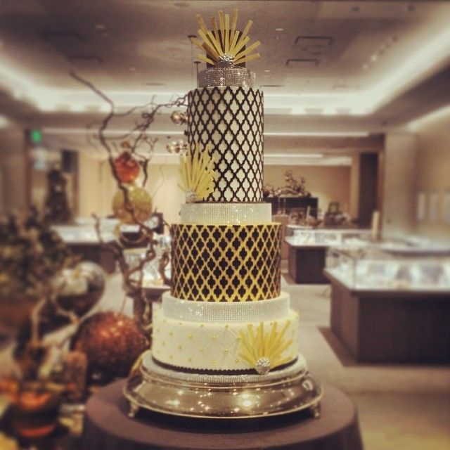 Wedding Cake // Premier Pastry // Rochester, NY