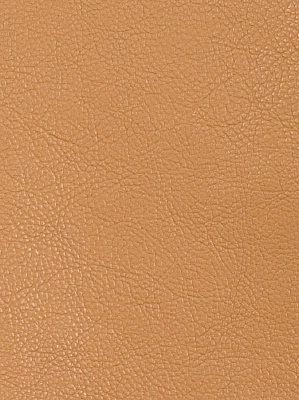 Fabricut Faux Leather - Chemical - Camel - $51.75 Per Yard #interiors #decor #home #design #tips #living #room #kipsbay #ideas #inspiration #orange #upholstery #chairs #couch #headboard #DIY