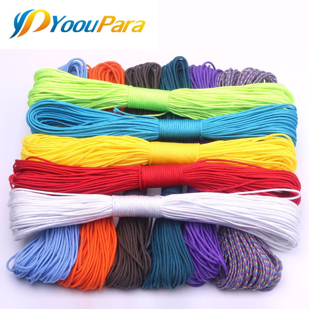 Cheap Rope Paracord Buy Quality Paracord 2mm Directly From China Paracord Cord Suppliers 100 Colors Paracord 2mm 100 Ft 50ft One Sta Cheap Rope Paracord Cord