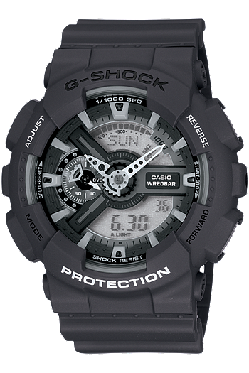 4014b637b2be G-Shock GA110 X-Large - Adding to the powerful look and allure of the GA110  X-Large G series