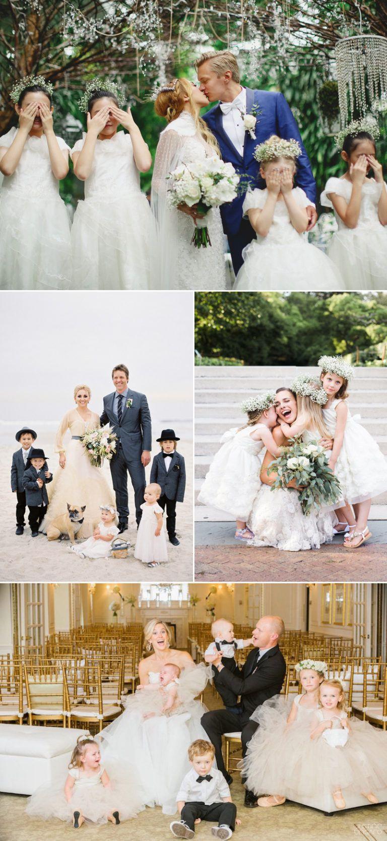 50 Must See Creative Fun Wedding Day Group Photos