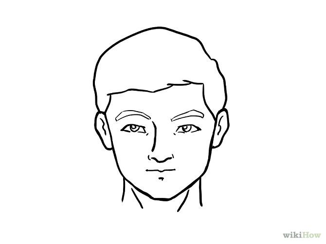 simple sketched faces - Google Search | Penelopiad Puppet ...