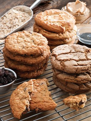 Mildred's Giant, Chewy Cookies: Handmade In Vermont and Delivered To Your Door