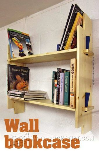 Wall Shelf Plans Woodworking Plans And Projects Woodarchivist