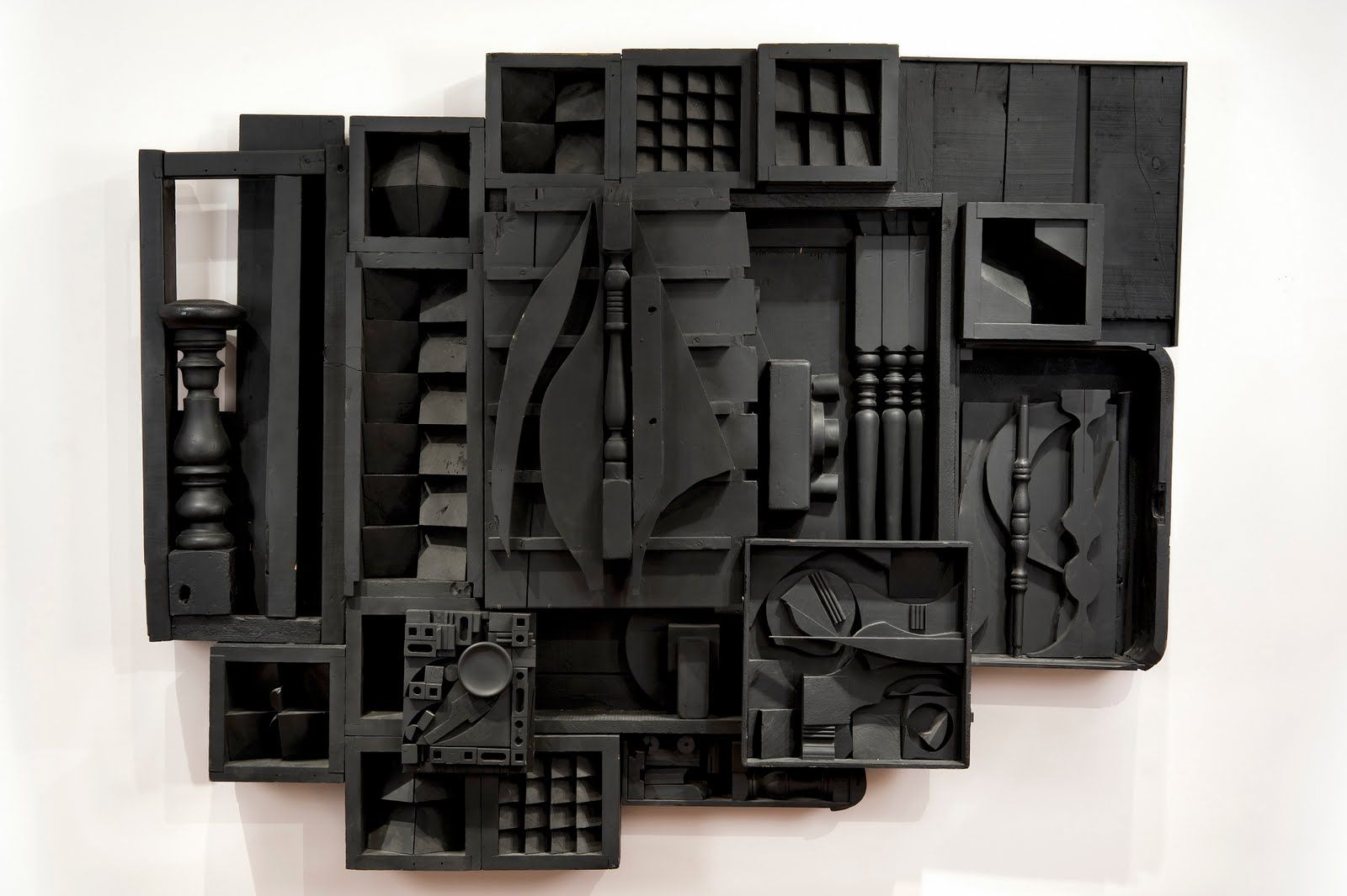 the legacy of louise nevelson in the history of modern art To celebrate nevelson's art and the legacy that she left to younger generations of sculptors, the jewish museum has organised with freelance curator and writer brooke kamin rapaport the first survey of nevelson's work in america since 1980 1 with more than sixty works displayed, the exhibition features drawings, sculpture and two room-size.