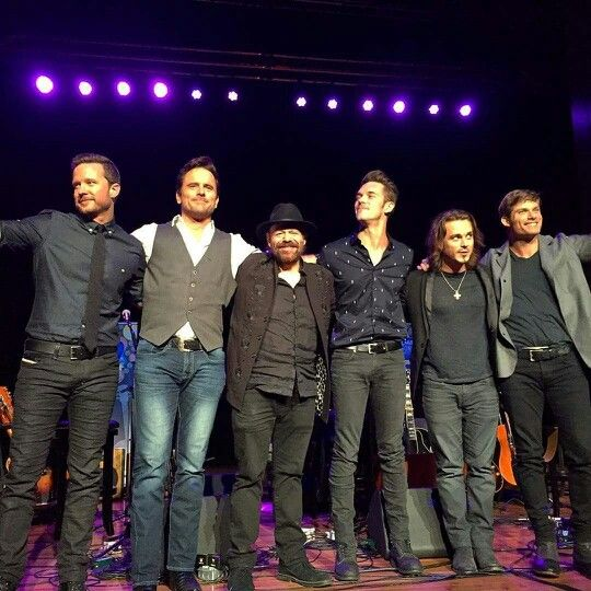 Got to love and admire the talented Men of Nashville!