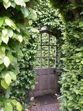 Photo of 50 Secret Garden and Landscape Design Ideas Fantastic 50 Secret Garden …