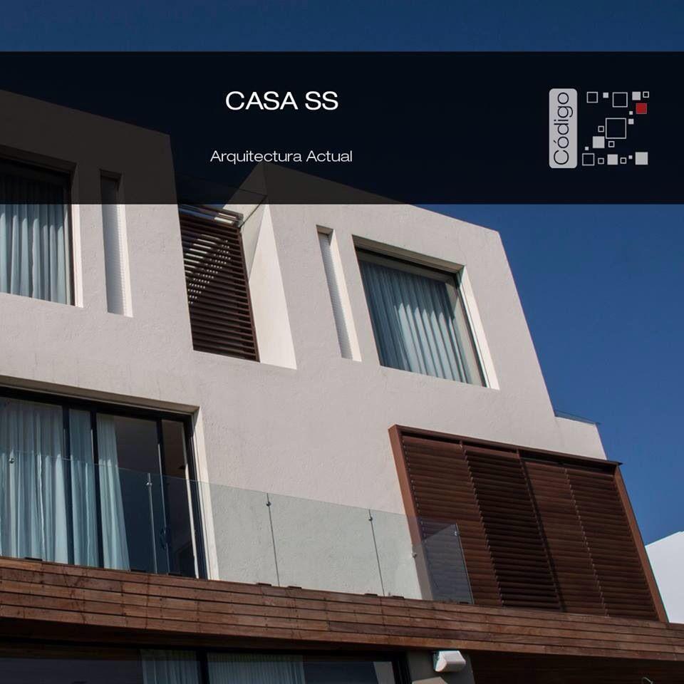 Casa SS. Detalle ventanas recamaras.
