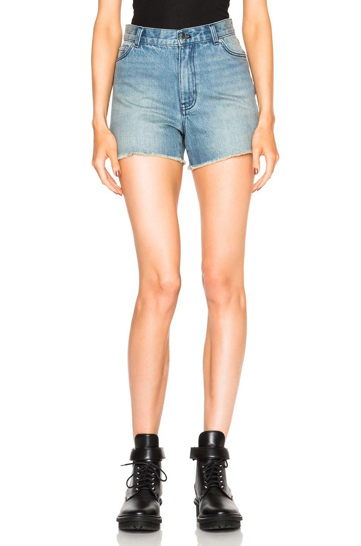 DENIM - Denim shorts Blk Dnm T4mxs9Msnc