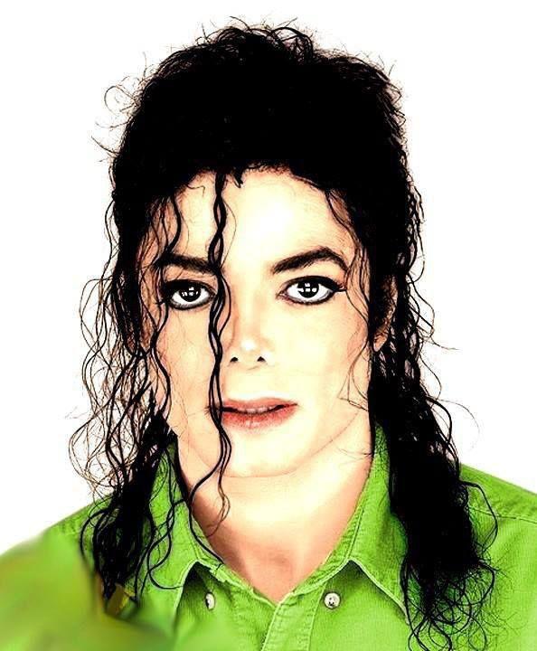 Michael Jackson Augen