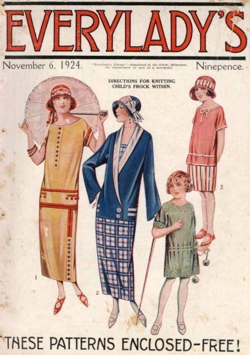 1920's Fashion Magazine