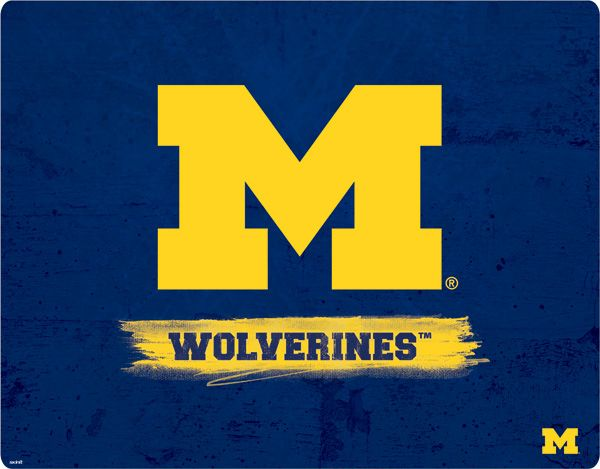 University of Michigan Distressed Logo