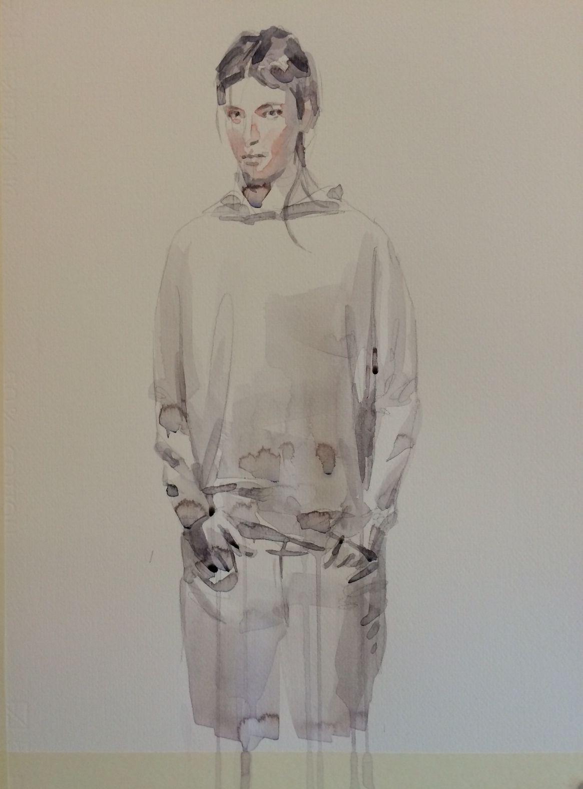 Massimo Alba Watercolor