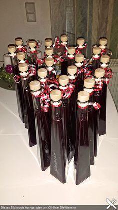 Rotweinlikör (Rezept mit Bild) von catrin81 | Chefkoch.de #limoncellococktails