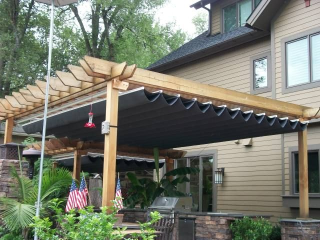 Betterliving Retractable Canopies Transform Your Backyard Or Patio Into An  Oasis. Protect Yourself From The