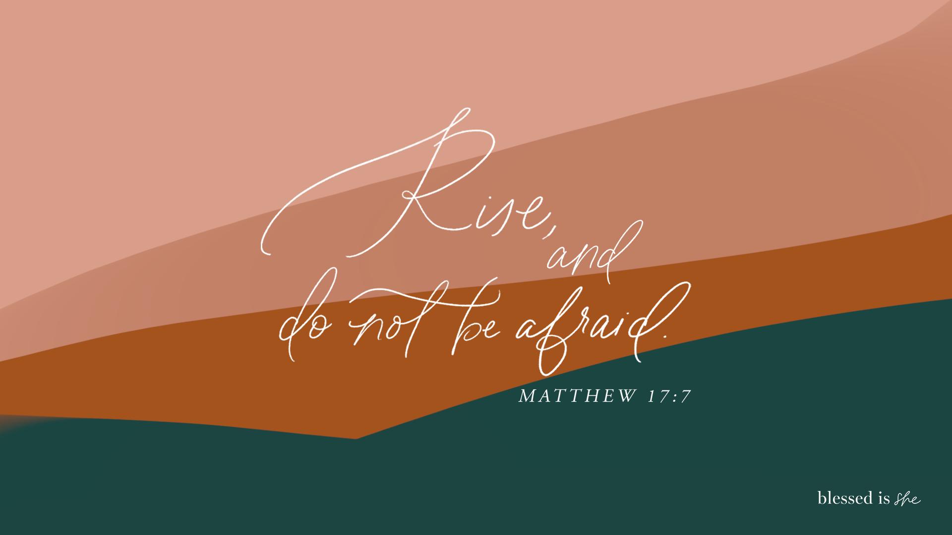Aesthetic Bible Verses Wallpaper