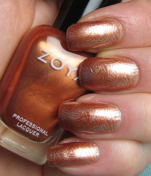 zoya-penny-stamped-CC-antiquated-color by Murmiksen väkerrykset, via Flickr