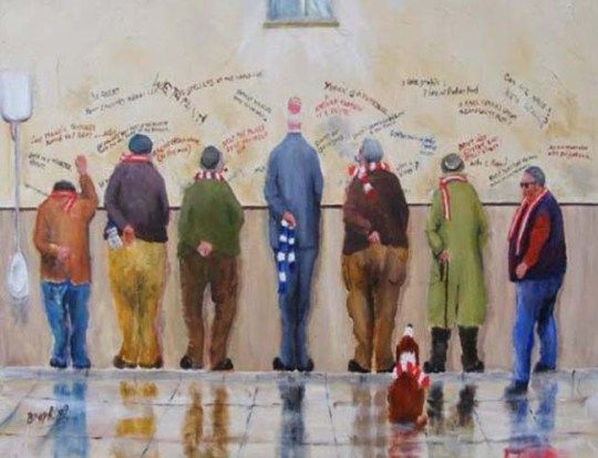 Des Brophy - Well Supported