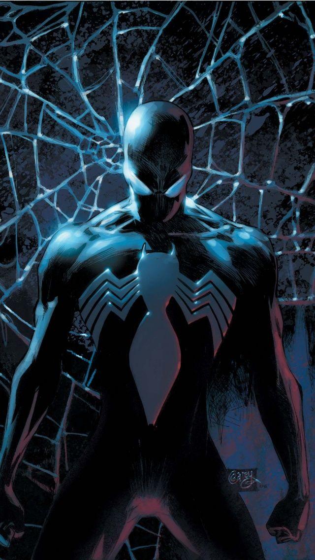 Black Spiderman Mobile9 Black Spiderman Fotos De Spiderman Hombre Arana Comic
