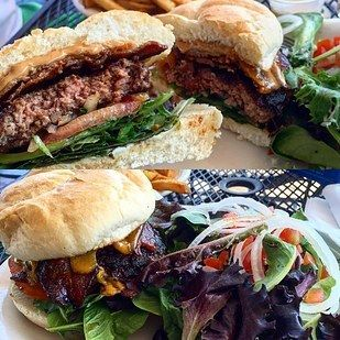 The Nutter Butter Burger Lucky 13 Salt Lake City Vacation