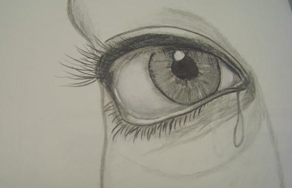 sad eyes canvas print canvas art by zoraida cortes art is all