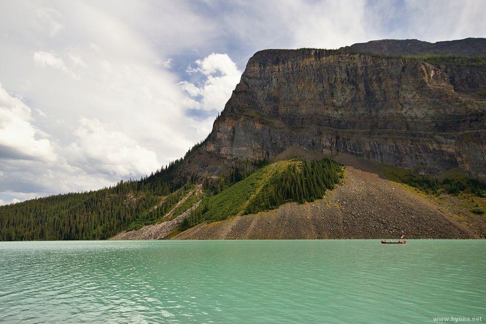 Lake Louise (Banff National Park) - IMG 0282 - Západní Kanada 2013