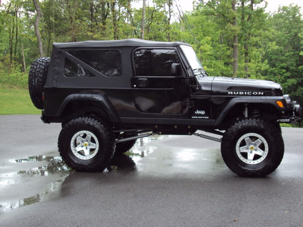 Lets See Some Unlimited Ljs Page 127 Jeepforum Com Jeep Badass Jeep 2006 Jeep Wrangler