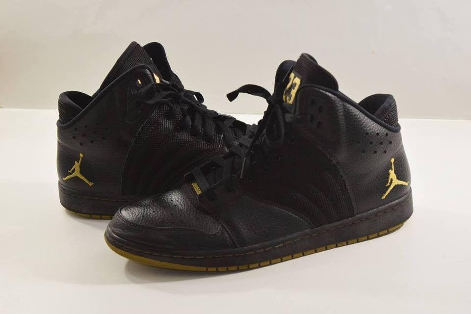 Mens Nike Jordan 1 Flight 4 Premium Basketball Shoes  838818-070 - SZ- 11.5 f5b0ff408