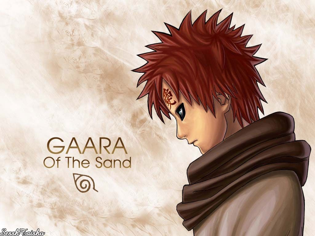 Gaara Kazekage wallpapers   Anime Wallpapers   Naruto gaara, Gaara ...