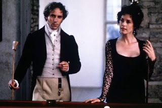 A still from Mansfield Park (1999): I do admire a man whose fob hangs so elegantly.