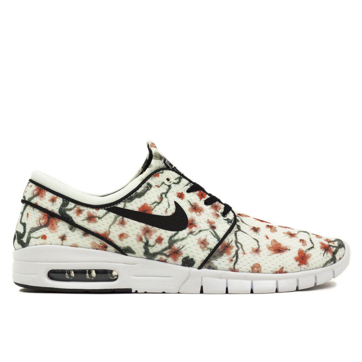 1351ae8f8dad Nike SB Stefan Janoski Max PRM Cherry Blossom - Sail Black White – Commonn