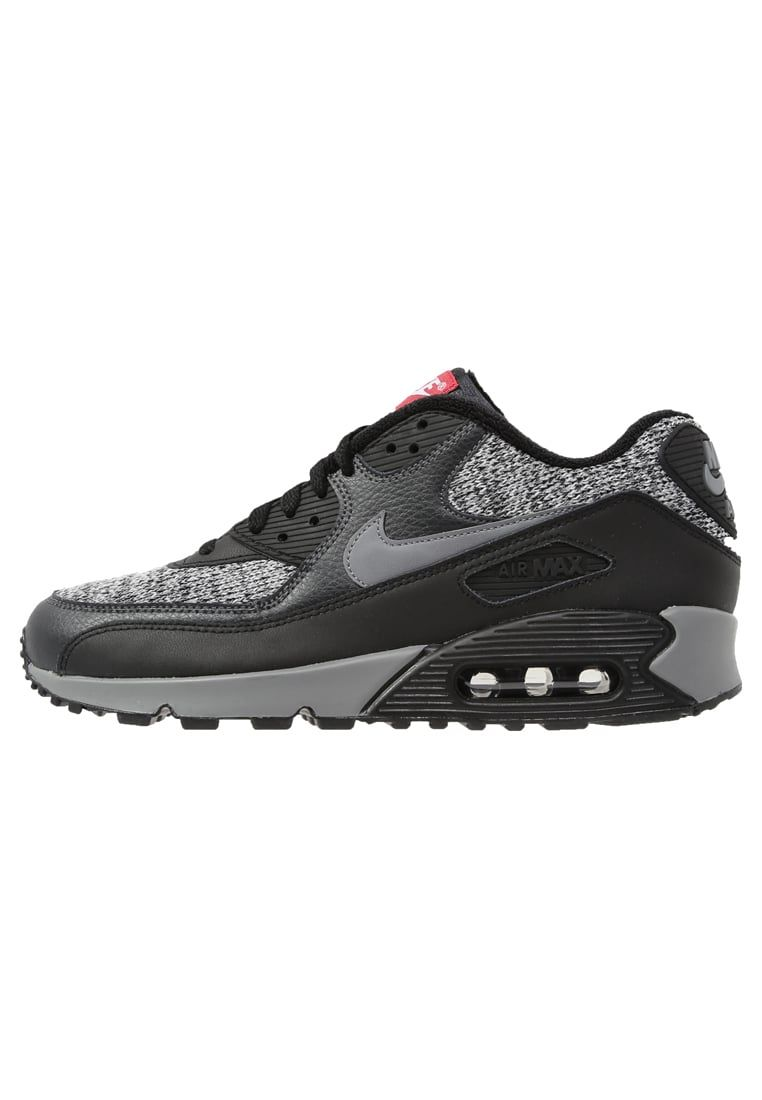 reputable site 64c9a 4361f Baskets basses Nike Sportswear AIR MAX 90 ESSENTIAL - Baskets basses -  black grey-