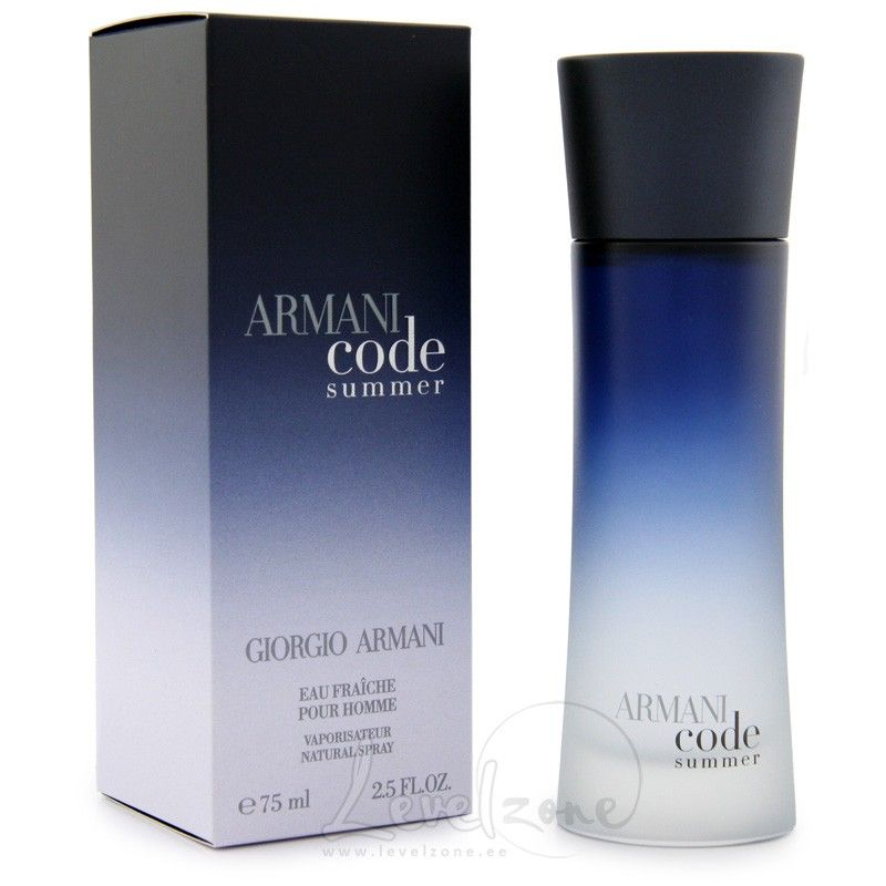 7b37b7d858 Armani Code Summer for Men by Giorgio Armani. | The Smell of Success ...