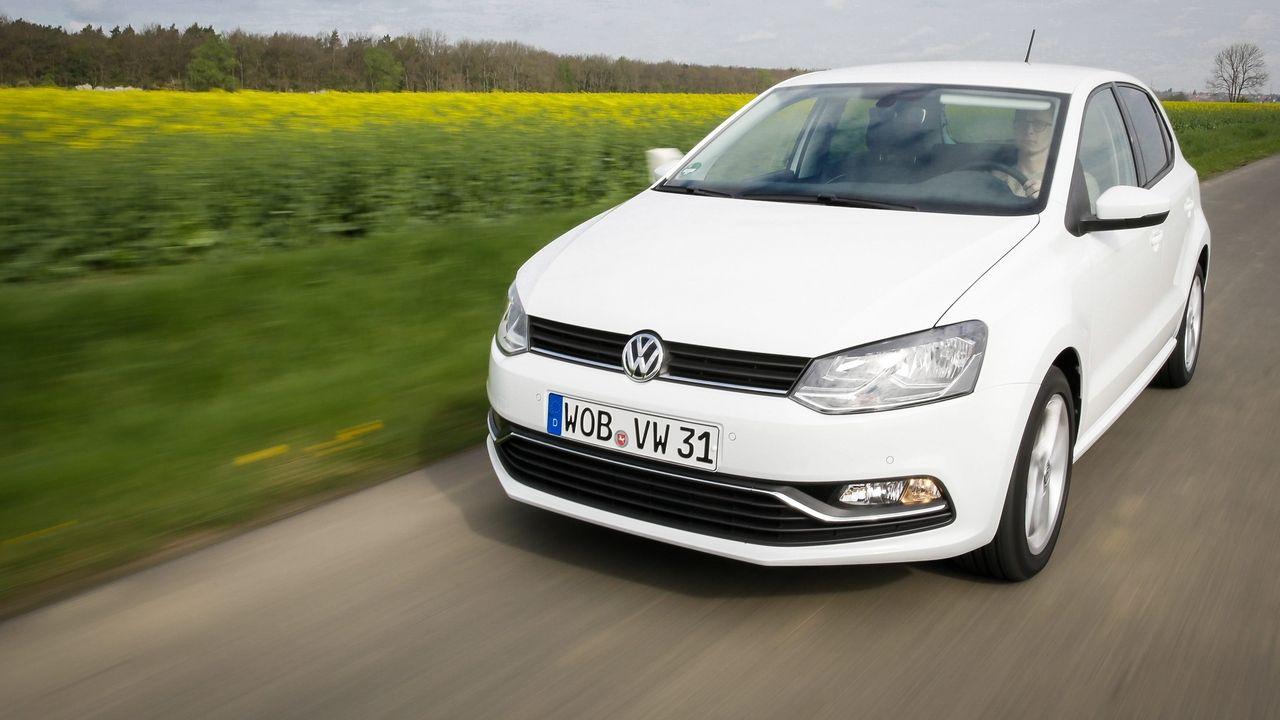 VW POLO-1,4-TDI BLUEMOTION-TECHNOLOGY Hier kommt das Smartphone auf Rädern