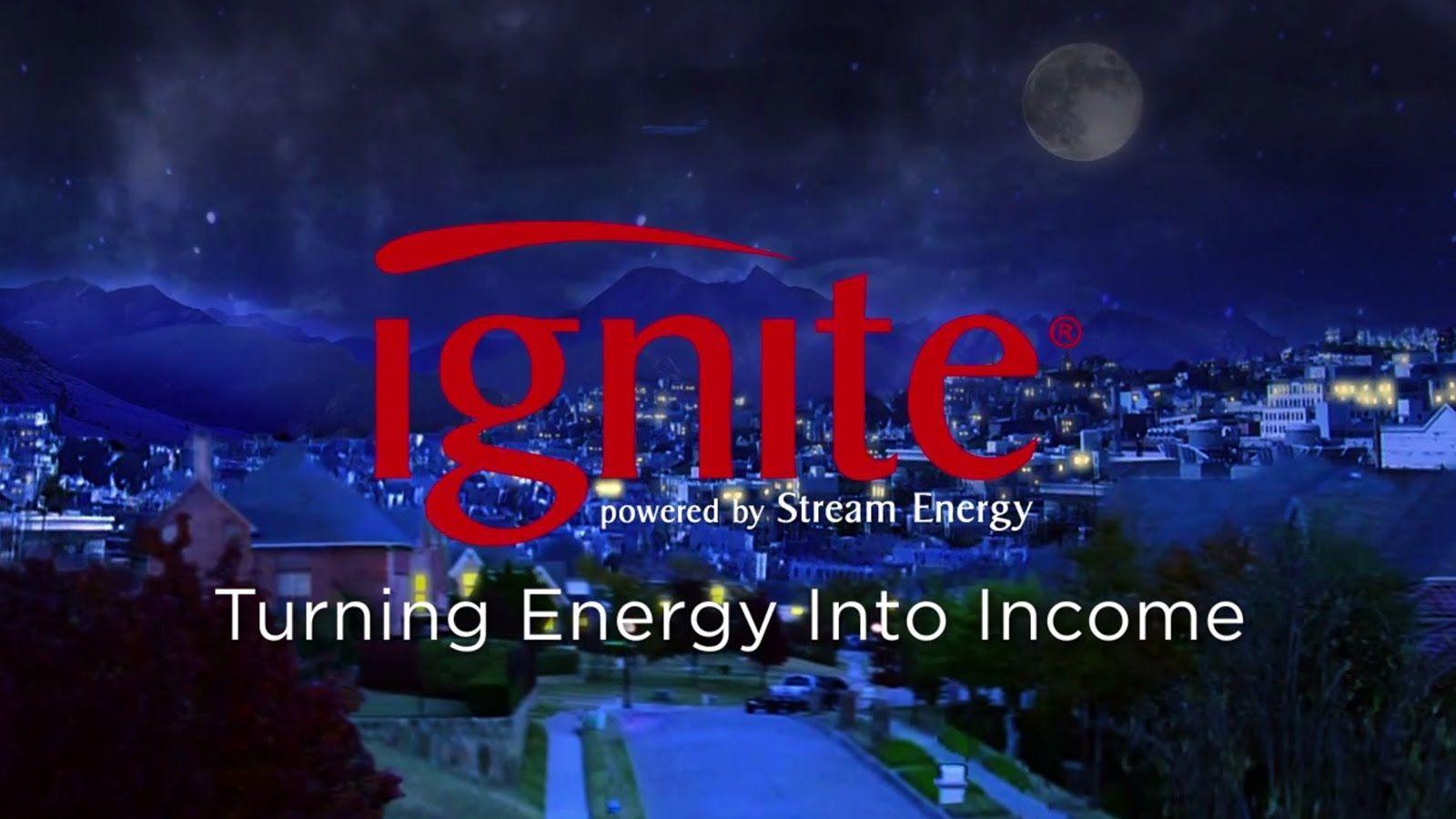 Turning Energy Into