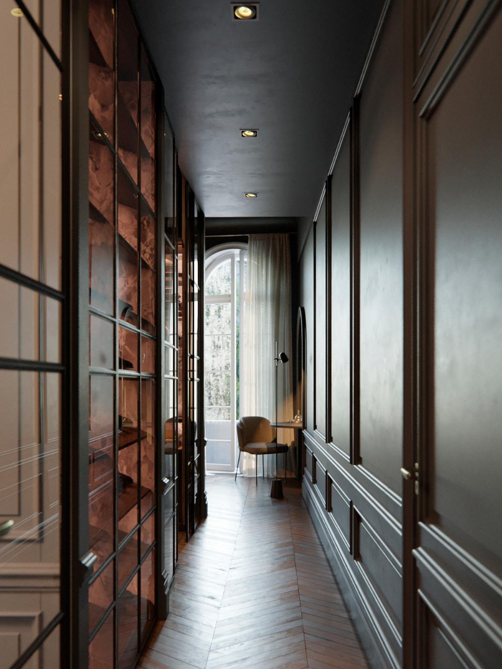 Autodesk Room Design: Spacious Apartments In Sardinia. Bedroom. On Behance