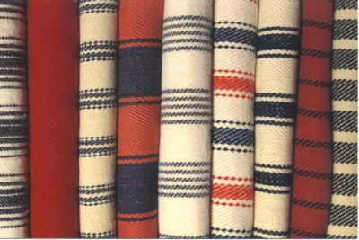 * Welsh blanket - during the late 19th century a maid servant was given a pair of blankets after she had worked on a farm for seven years
