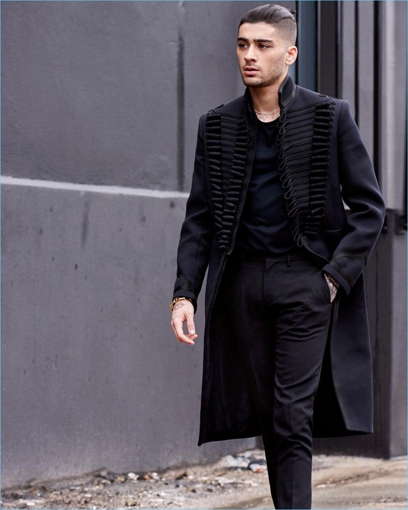 Zayn Malik Covers The Sunday Times Style Talks Second Album Zayn Malik Polo Ralph Lauren And